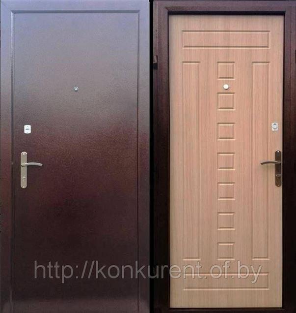 Новинка! Входные двери белорусского производства