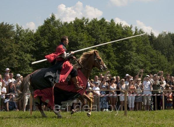 В Дудутках прошла пресс-конфецеренция, посвященная фестивалю 'Наш Грюнвальд'