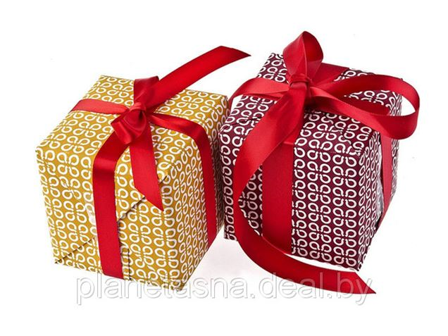 Подарки от компании.