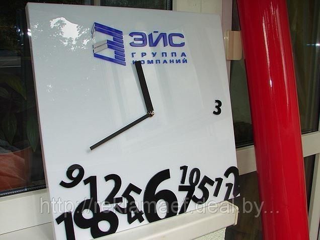 Фирменные часы для СООО 'Эйс'