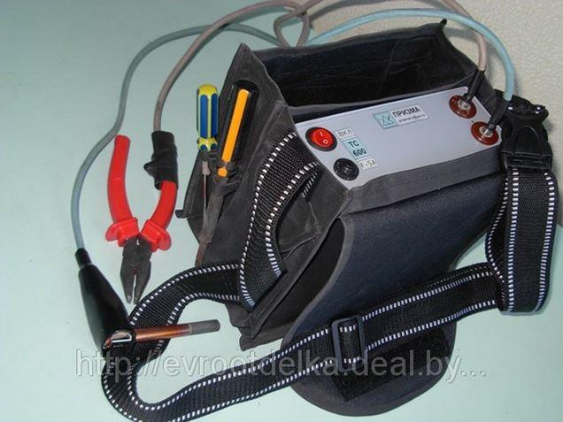 Приобрели аппарат для сварки скруток проводов ТС-700-2