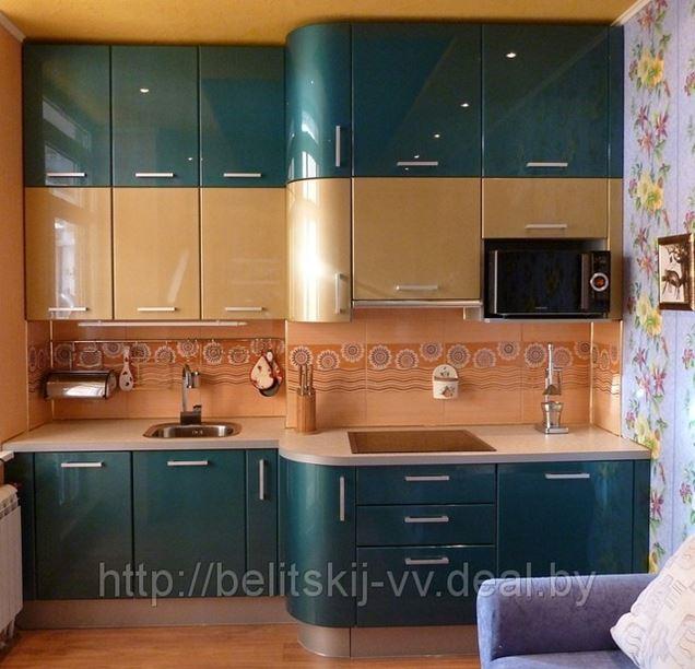 меняем старую кухню на новую !!!
