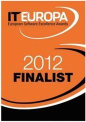 «Группа IBA» - финалист конкурса «European Software Excellence Awards 2012»
