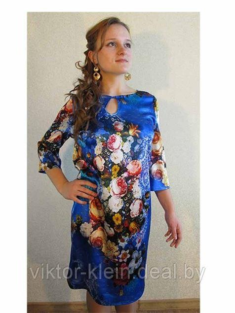 Натуральные шелковые платья