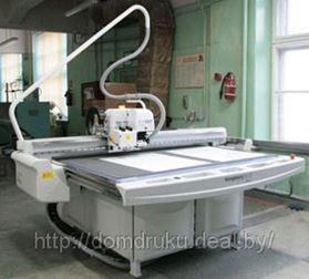 В Белорусском Доме печати для разработки и производства упаковки установлен новый режущий плоттер Kongsberg XL20