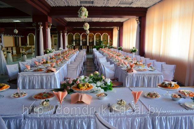 Приглашаем в столовую Белорусского Дома печати для проведения праздничных мероприятий