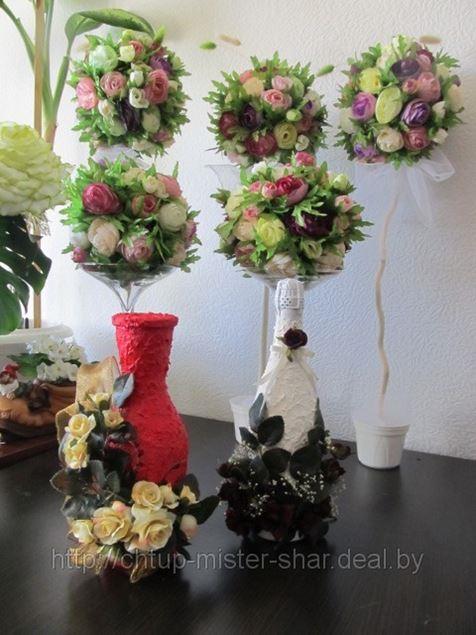 Цветочные композиции в подарок