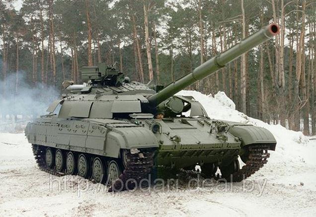 Стрельба из танка