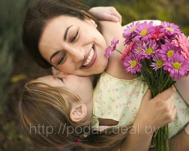 14 октября — День Матери.