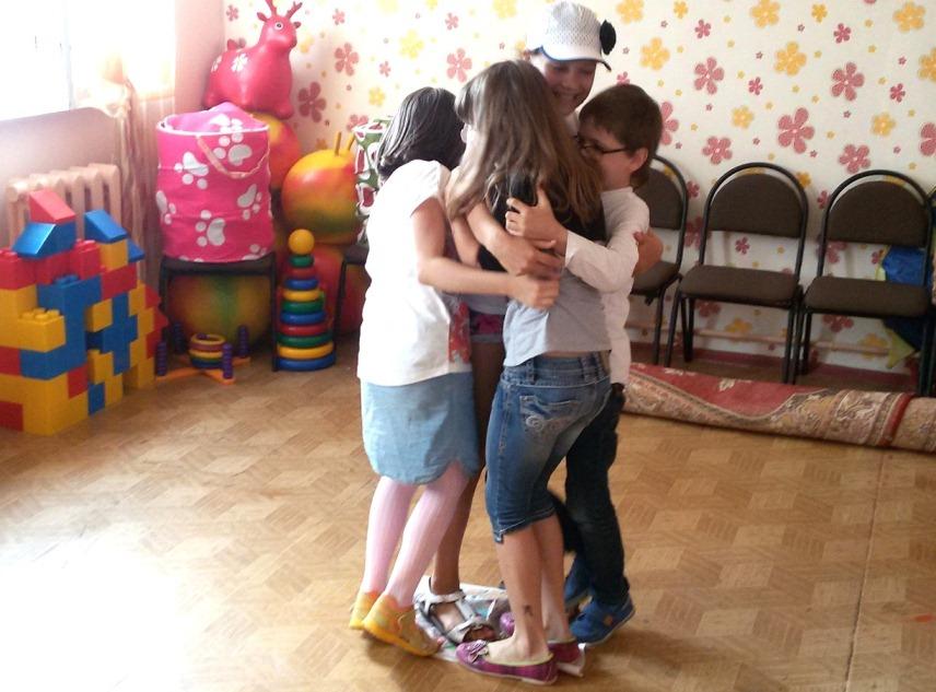 Тренинг общения «Дружба - это здорово!»
