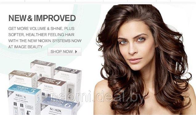 Революционное лечение волос от NIOXIN!!!!