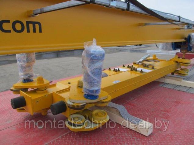 Поставка крана мостового подвесного заказчику