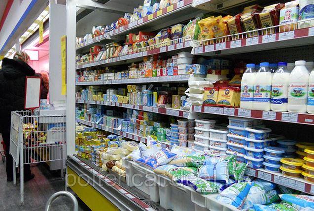 Латвия запретила ввоз мясных и молочных продуктов из Беларуси