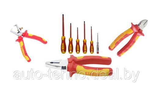Безопасность превыше всего: Диэлектрические инструменты STARTUL