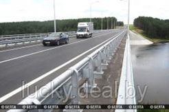 Объездная дорога вокруг Гродно сдана в эксплуатацию