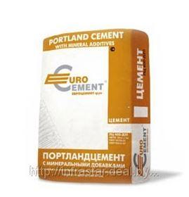 В продаже появился цемент в мешках по 25кг.