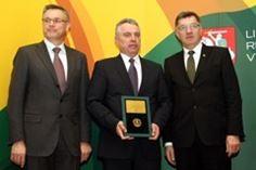 PAROC FAS B — лучший продукт 2012 года в Литве
