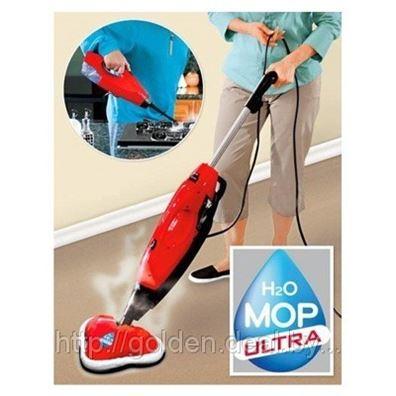 Хит продаж этого сезона – паровая швабра H2O Mop Ultra!