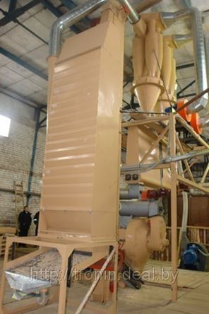 Производство линий гранулирования лигнина