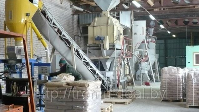 Производство оборудования для гранулирования