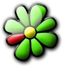 Изменение номера ICQ.