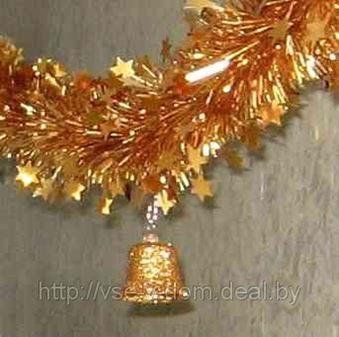 Колокольчики декоративные — украшаем елку и дом дешево и красиво.
