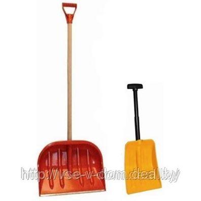 Лопаты для снега - специальное предложение для организаций!