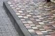 технология установки дорожного и тротуарного борта