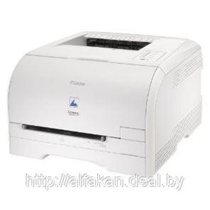 Приход лазерного цветного принтера Canon i-SENSYS LBP5050