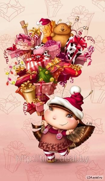 *Новый год с Мир Тильда*