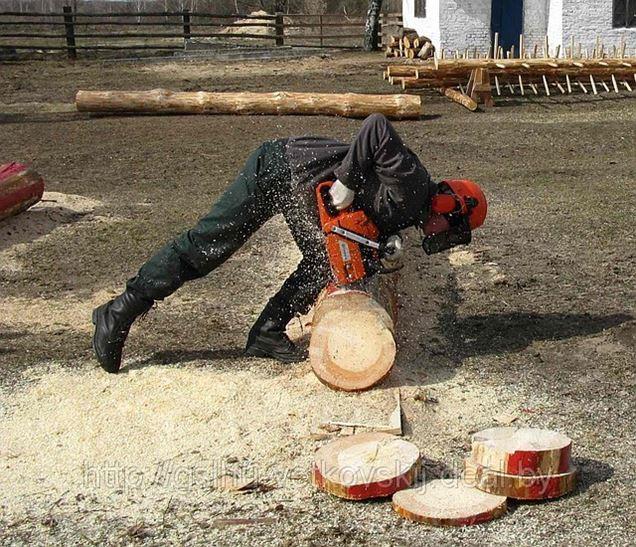 Лесорубы Ветковщины.