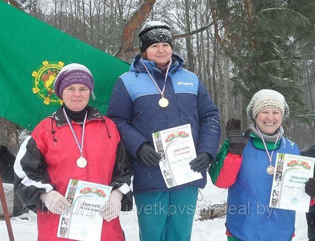 «Ветковская лыжня – 2013»