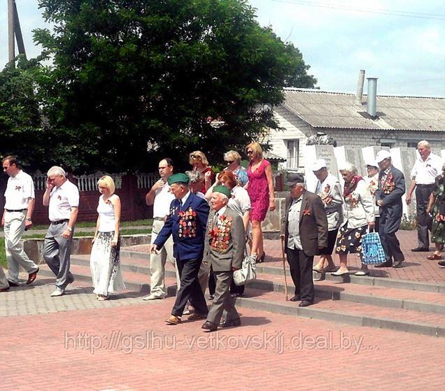 День независимости Беларуси.