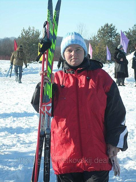 Белорусская лыжня - 2012