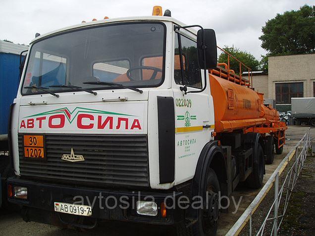 Продаем Бензовоз АТЗ-10 на базе МАЗ 5551