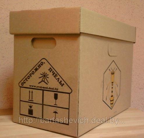 Гофроящик для пчелопакетов «Пчеляк-2» поступил в продажу