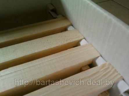 Новая продукция. Картонный пчелопакет на 4-6 рамок для перевозки пчел.