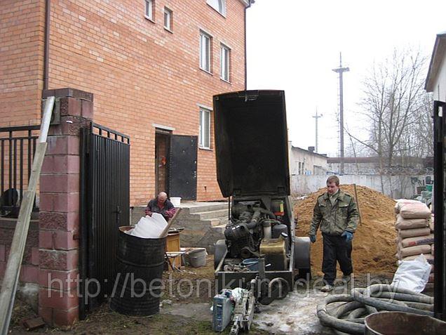 Завершен коттедж в Минске
