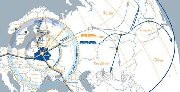 Развитие транспортно-логистической сферы Беларуси