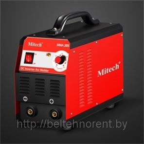 Новый дизайн сварочного оборудования Mitech.