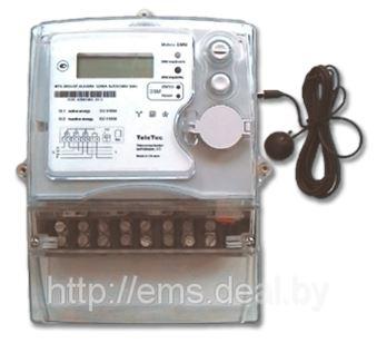Представляем новый счетчик со встроенными GSM и Радиомодемами!