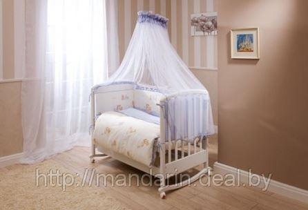 Кроватка+матрасик+постелька = СКИДКА -3%