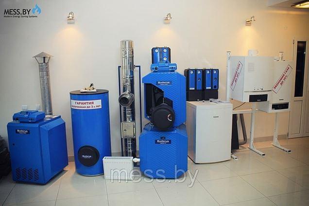 Открылся наш павильон-магазин отопительного оборудования