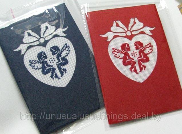 Наборы для вышивания открыток
