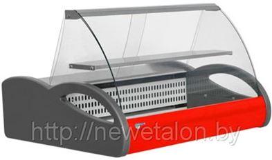 Настольные холодильные витрины – лучшее решение для компактных торговых точек