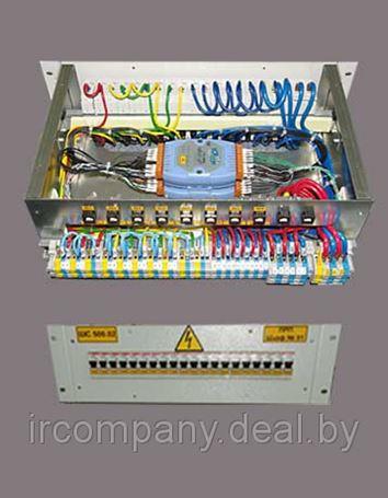 Панель распределения постоянного и переменного тока ПРПТ