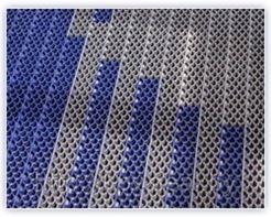 Открыто собственное производство грязезащитных ковров решеток и плит ПВХ.