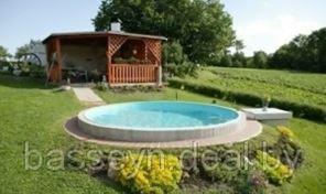 Желаете постоить бассейн на даче?