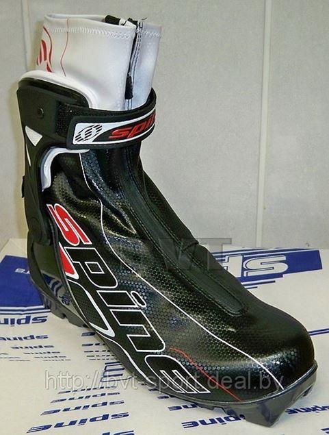 Новые модели лыжных ботинок SPINE!!!