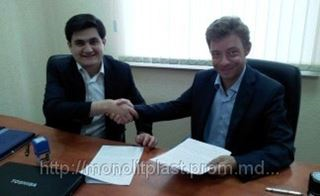 МонолитПласт и SHM подписали Договор о Сотрудничестве!